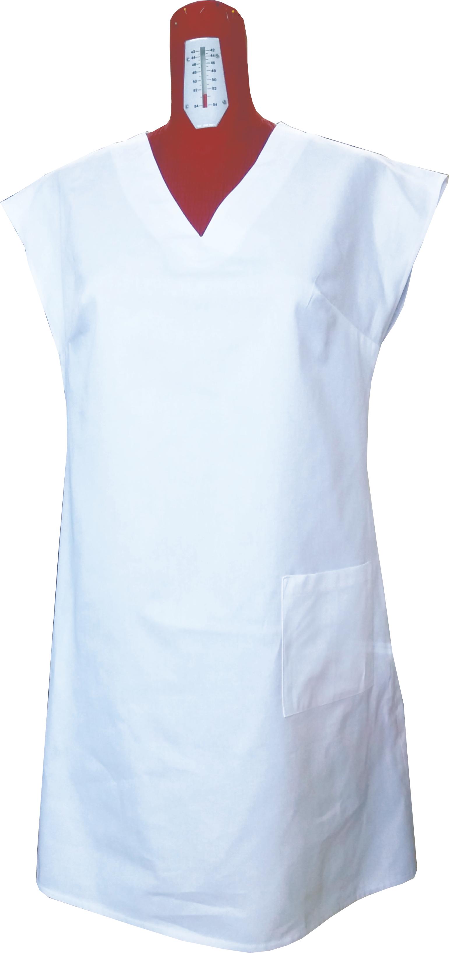 D. Oblečenie pre zdravotníkov